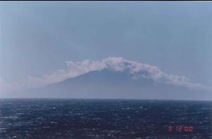 北太平洋横断航路:西への航海