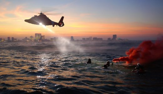 明日はわが身、いつ救助する側、される側になるかわからない