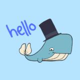 イルカさんもクジラさんも、みんな仲良く遊びに来ます